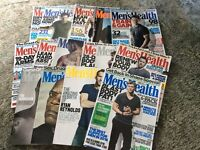 Men's Health magazines