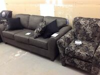 Brand new Sofa..Serta Upholstery..taxes in.