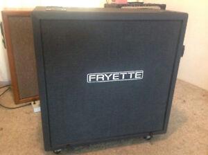 VHT/Fryette 4x12 Guitar Cab