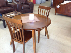 Brand new Dining sets( STARTING FROM $340 AND UP) TAXES IN.