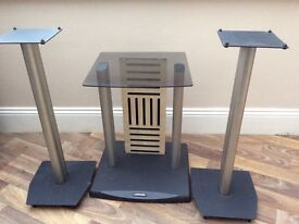 Alphason Speaker and Stereo stand