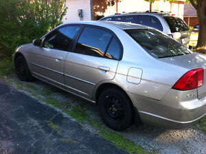 2001 Honda Civic Sedan Oakville / Halton Region Toronto (GTA) image 2