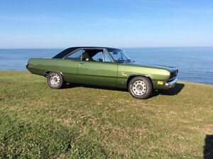 1971 Plymouth Valiant SCAMP