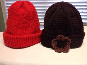 2 hats for 4.00$