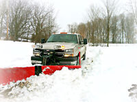 Snow Plowing Services Residential/Commercial
