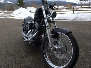 Harley prostreet custom
