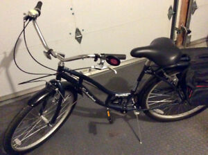 2 bicycles, condition neuve, like new !