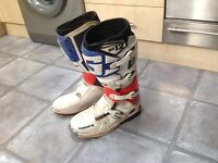Gearne sg12 motocross boots