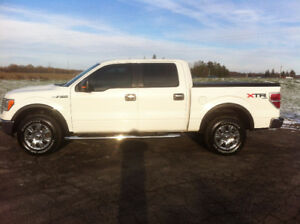 2009 Ford F-150 SuperCrew xtr 4x4 certified