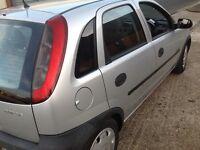 Vauxhall Corsa Comfort for sale £475 12 months mot