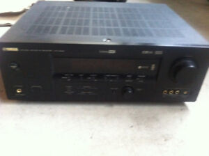 Yamaha Reciever HTR5940 with center Chanel speaker $150