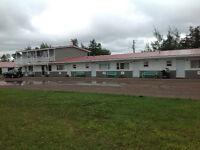 Motel rooms for rent
