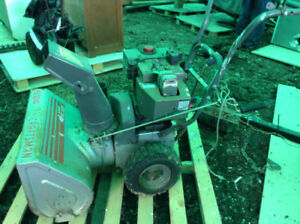 For Sale Snow Blower
