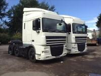 DAF TRUCKS XF