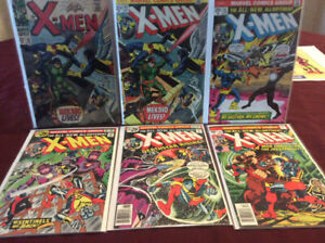 Uncanny Xmen collection
