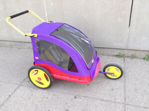 Little Tykes - Bike Trailer and Jogger