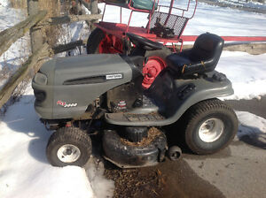 CRAFTSMAN DLT3000 LAWNMOWER