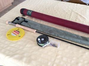 Kit pour pêche à la mouche