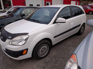 2007 Kia Rio Base Automatique Coupé (2 portes) Wow