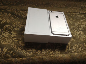 I phone 6 128 gig factory unlocked great condition