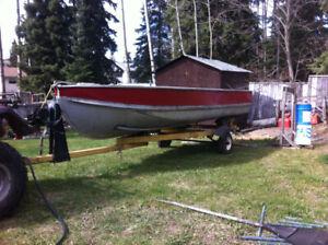 14ft Aluminium Boat