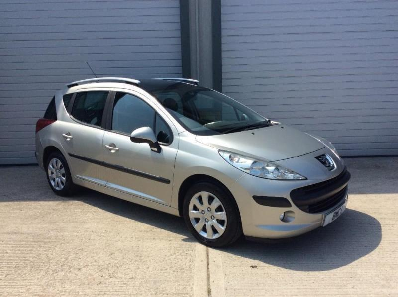 2009 peugeot 207 sw 1 6 hdi s 5dr a c in norwich norfolk gumtree. Black Bedroom Furniture Sets. Home Design Ideas