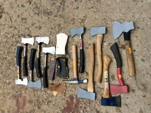 AXES AND HATCHETS FOR SALE