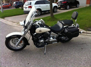 2008 VStar 650 Classic, Canadian Edition