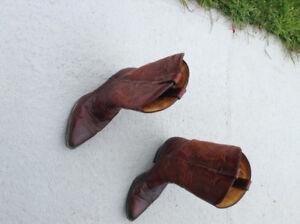 Bottes de Cowboy Boulet