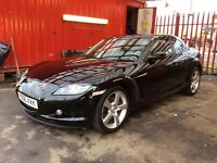 Mazda RX8 Decat Remapped Sports Exhaust!!! Reduced Price was £2395 Must Sell!! *ARCTIC*
