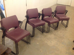 STACKING / RECEPTION CHAIRS