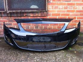 Vauxhall Astra J 2010 2011 genuine front bumper for sale