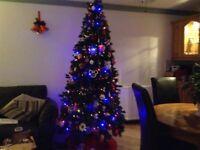 8' Christmas tree