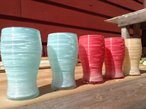 Retro Patio Glasses
