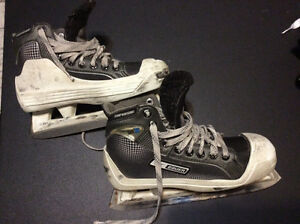 Bauer Supreme One55 Goalie Skates