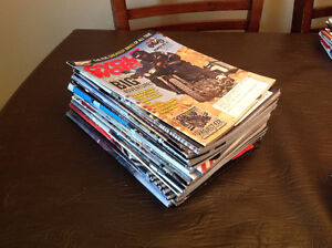 Vintage motorcycle magazines, 300+, variety of Titles Strathcona County Edmonton Area image 3