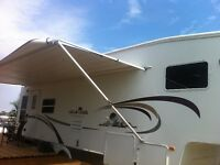 21 ft trailer awning - 5th wheel