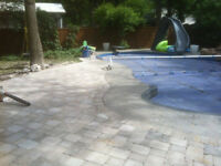 Landscaping (Specializing in Hardscaping and Softscaping)