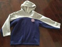 Montreal Canadians Hooded Sweater - size S