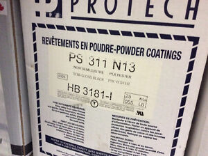 Powder Coating Paint - for electrostatic painting