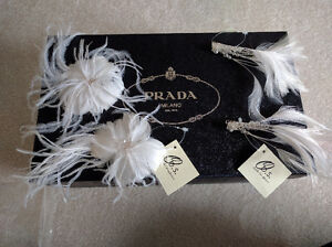 Beaded Bridal hair combs, tiaras, bridal jewellery Kitchener / Waterloo Kitchener Area image 2
