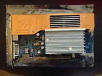 Gigabyte GV-NX84G256H Graphics Card