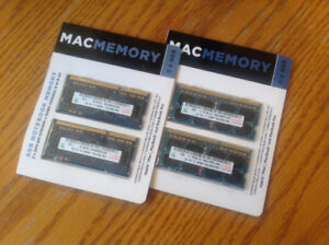 Mac Memory - 2GB DDR3 Modules