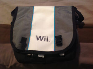 Nintendo Wii carrying case