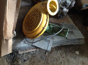 Fan for 655 or 665 JD airseeder