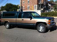 1996 Chevrolet C/K Pickup 1500 Silverado 4X4 turbo diesel