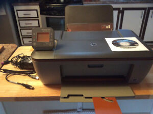 HP Printer Deskjet3510