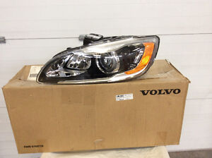 Volvo headlamp