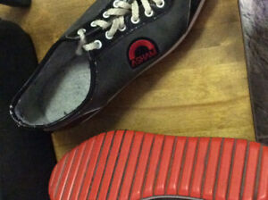 Curling shoes and Gripper