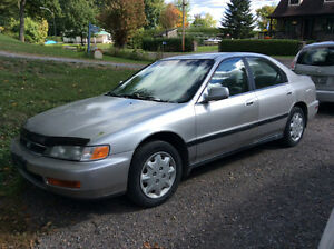 1997 Honda Accord Familiale